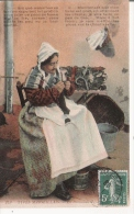 TYPES MARSEILLAIS 279 LA POISSONIERE 1908 - Old Professions
