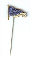 1896 Eden, Bar Harbor (Maine, USA) Centennial Pin Enamelled - Badges