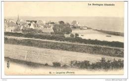 """Locquirec (Finistère), Série """"La Bretagne Illustrée"""" Ed. Royer à Nancy, Précurseur Dos Non Divisé - Locquirec"""