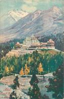 Mai13 1074 : Banff  -  Hotel - Banff