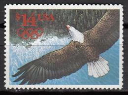N° 1982 Des U.S.A. - X X - ( E 1565 ) - - Eagles & Birds Of Prey