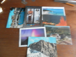 100  Cartoline Di Tutto Il Mondo.  Più Che Buona Qualità Per Il 90 % Di Esse.  Alcune Foto. - Cartoline
