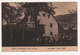 SOUVENIR D'OBERSOLBERG  Près De MUNSTER  -  RESTAURANT D'EMILE MICHEL - Altkirch