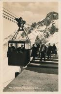 CHAMONIX MONT BLANC En Hiver - PLAMPRAZ - Le Téléférique Du Brévent (belle Animation) - Chamonix-Mont-Blanc