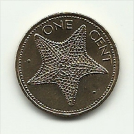 1984 - Bahamas 1 Cent, - Bahamas