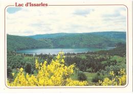 Dépt 07 - ISSARLÈS - (CPSM Grand Format) - Lac D'Issarlès - France