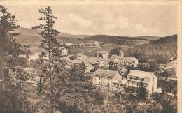 La Bastide : Panorama Vers L'eglise - France