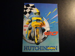 1 Carte Postale HUTCHINSON - Pubblicitari