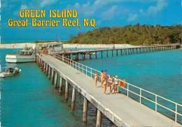 Réf : BO-13-598 : Green Island - Australie