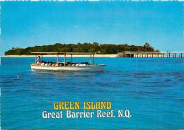 Réf : BO-13-600 : Green Island - Australie