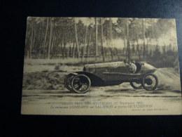 1 Carte Postale Grand Prix Des  CYCLECARS 17 Septembre 1921 - Altri