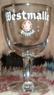 Bierglas Trapistenbier Westmalle - Alcools