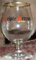 Bierglas Triple Petrus - Alcools