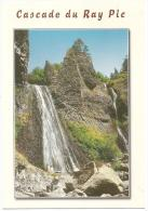 Dépt 07 - PÉREYRES - (CPSM Grand Format) - Cascade Du Ray Pic - France