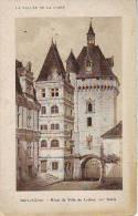 Intre-et-Loire Hotel De Ville De Loches Feldpost 1914 - France