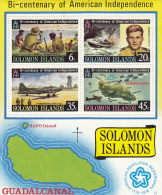 Salomon Hb 5 - Islas Salomón (1978-...)