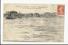 PALAVAS , LA PLAGE , LA JETEE , LE GRAND HOTEL - Palavas Les Flots
