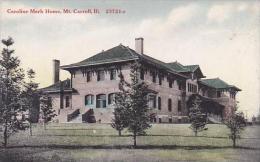 Illinois Mt Carroll Caroline Mark Home