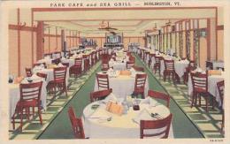 Vermont Burlington Park Cafe &amp  Sea Grill