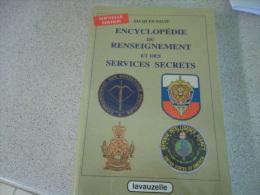 Encyclopédie Du Renseignement Et Des Services Secrets - Histoire