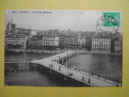 GENEVE. Le Pont Des Bergues. - GE Ginevra