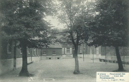 Mollem / Molhem - Pensionnat des Ursulines - Cour des pensionnaires - 1908  ( verso zien )