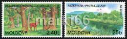 Moldova - 1999 - Europa ´CEPT - Nature Reserves - Mint Stamp Set - Moldavia