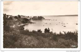 Locquirec (Finistère), Le Port, CPSM Années 50 Photo Véritable, Coll. M. Tilly Hôtel Armorique - Locquirec
