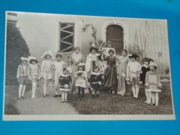 79) Carte Photo CHAUVET / BRESSUIRE  ( 2 )  - Année  - EDIT - Chauvet - Bressuire