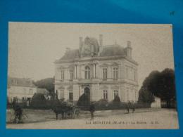 49) La Ménitré - La Mairie   - Année  - EDIT -  Bruel - France