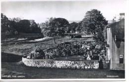 CUMBRIA - SOULBY, THE GREEN RP Cu680 - Cumberland/ Westmorland