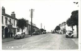 CUMBRIA - LONGTOWN - HIGH STREET #2 RP Cu369 - Cumberland/ Westmorland