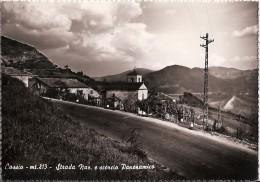 R6 265 - CASSIO - PARMA - STRADA NAZIONALE - F.G. - VG. - A. '50 - Parma