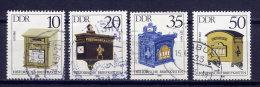 DDR Nr.2924/7         O Used       (11378) ( Jahr: 1985 ) - DDR