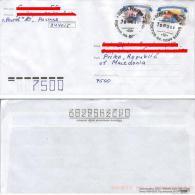 Russia, Macedonia, Prilep, Rostov-on-Don, Postal Stationery Cover, Letter 0018 - 1992-.... Fédération
