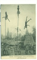 "CIRQUE/ Jardin D'Acclimatation ""Les Malabares"" (ACROBATES) - Cirque"