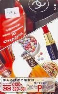 Télécarte PARFUM Perfume PARFÜM (113c) - Parfum
