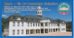 Brochure / Broschüre About German Prisoners-of-War (POWs) Camp In Bando (Japan) - Boeken, Tijdschriften, Stripverhalen