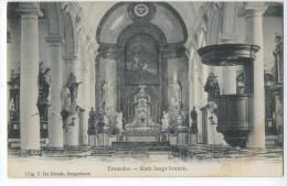 Tremeloo - Kerk Langs Binnen (1909) - Tremelo