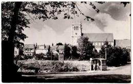 CPSM POST CARD ALVERSTOKE GOSPORT Hampshire England -   Church  Childrens - Edit. E S - Angleterre