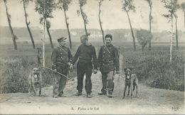 Nos Douaniers à La Frontière .... - Fraudeur épinglé - Force à La Loi -1908 ( Voir Verso ) - Douane