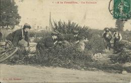 """Nos Douaniers à La Frontière ... - Une Embuscade - Fraudeurs Prêts à Se Faire """"pincer"""" -1912 ( Voir Verso ) - Douane"""