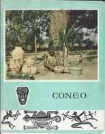 Cahier D'écolier Congo - Une Poterie Près De Léopoldville - Années 1950 Ou Début 1960 - Pas Utilisé - Autres Collections