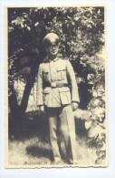 WWII Deutsche Wehrmacht, Soldaten Drittes Reich, ORIGINAL PHOTO  2 SCANS - Krieg, Militär