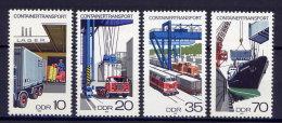 DDR Nr.2326/9             **  Mint       (0609) ( Jahr: 1978 ) - [6] Democratic Republic