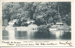 CUMBRIA - CORBY CASTLE - THE FERRY COTTAGE 1902  Cu554 - Cumberland/ Westmorland