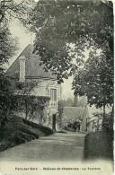 Pacy-sur-Eure. Chateau De Chambines, La Tourelle. - Pacy-sur-Eure