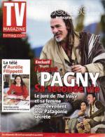 """Florent Pagny  """" TV Magazine """" - Gente"""