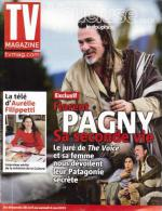 "Florent Pagny  "" TV Magazine "" - People"