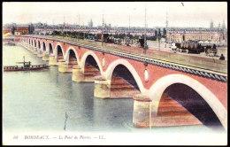 Bordeaux - Le Pont De Pierre - Bordeaux